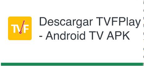 TVFPlay apk